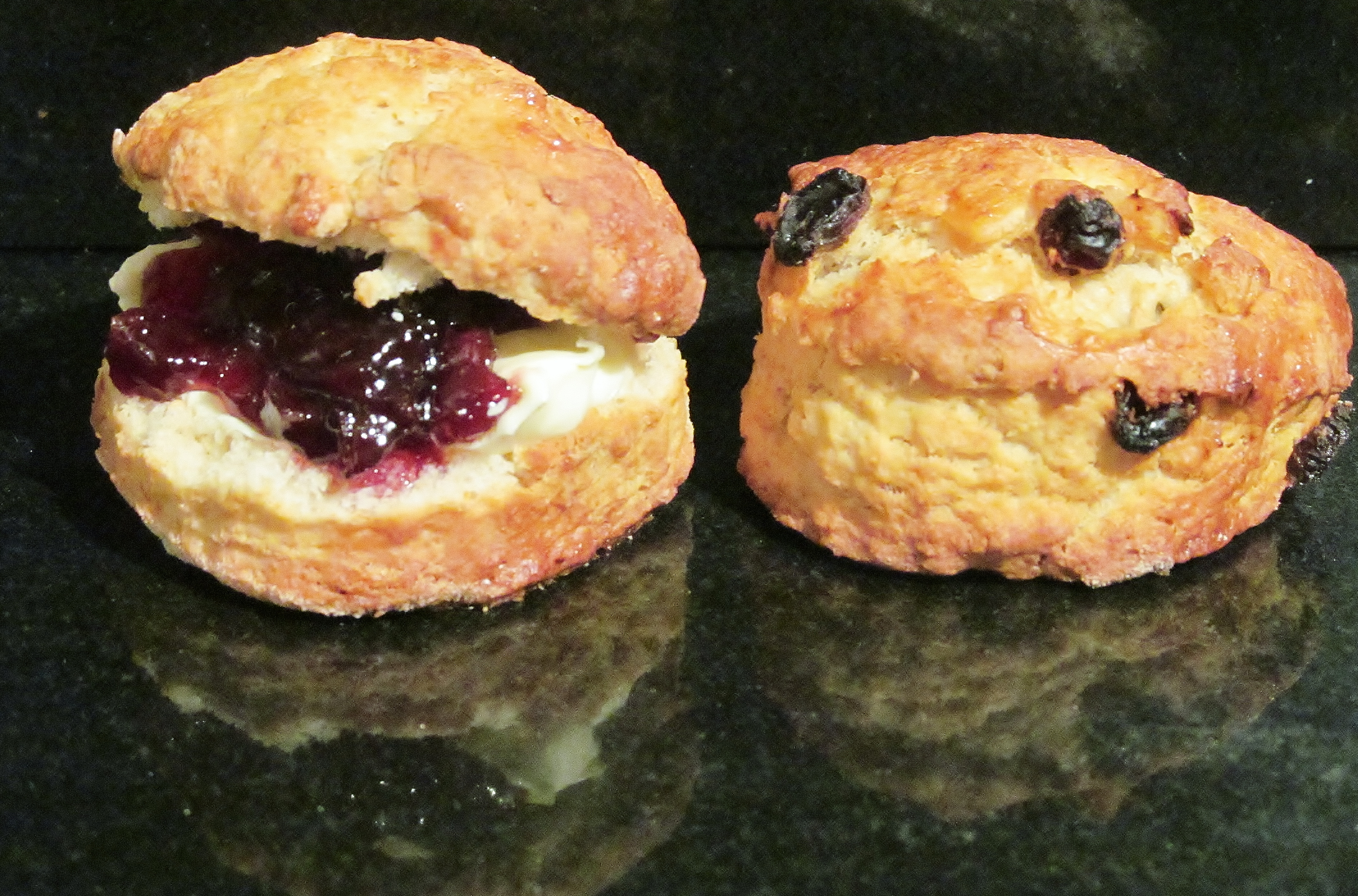 how to make fruit scones mary berry