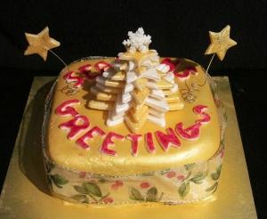 Kim's Christmas Cake 2