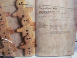 Mary Berry's Gingerbread Men