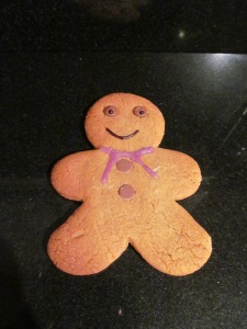 Kim's Gingerbread Man