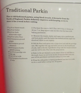 Mary Berry's Traditional Parkin