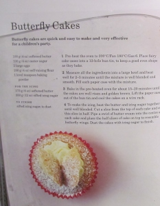 Mary Berry's Butterfly Cakes