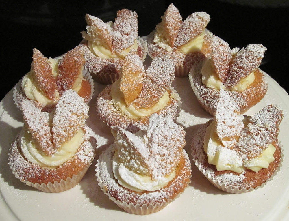 Week Twenty Five - Mary Berry's Butterfly Cakes (3/5)