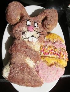 Kims Bunny Rabbit Cake