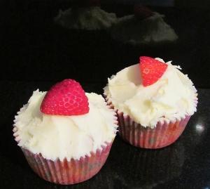 Kim's final cupcakes