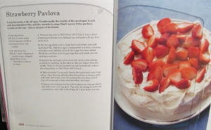 Mary Berry's Strawberry Pavlova