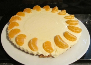 Kim's Easy Lemon Cheesecake