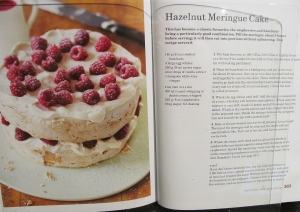 Mary Berry's Hazelnut Meringue