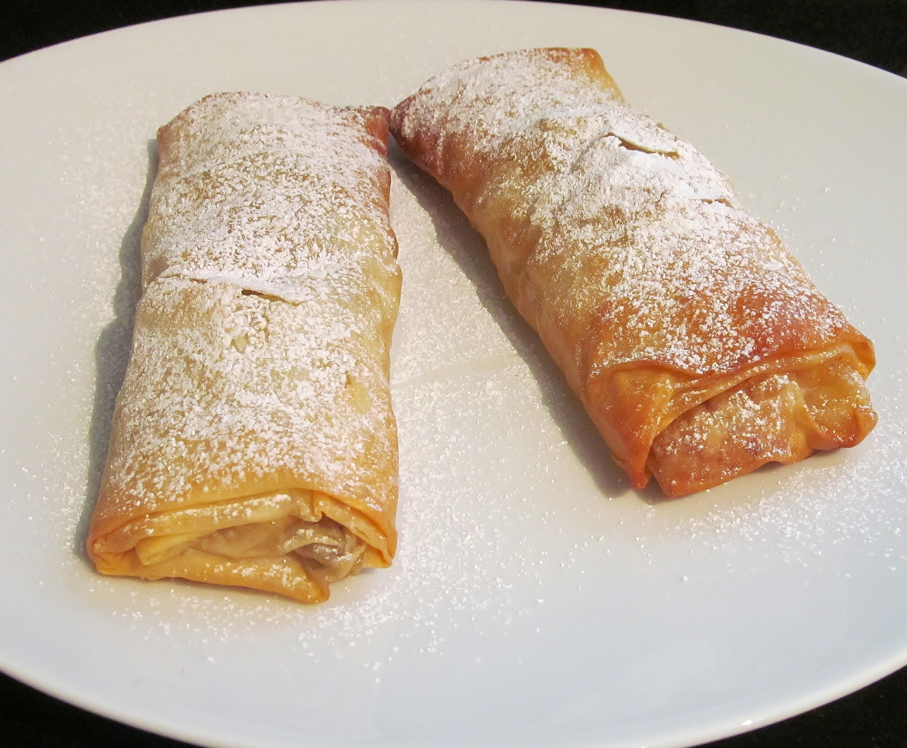 mary berry's apple strudel | Lullingstone Photography