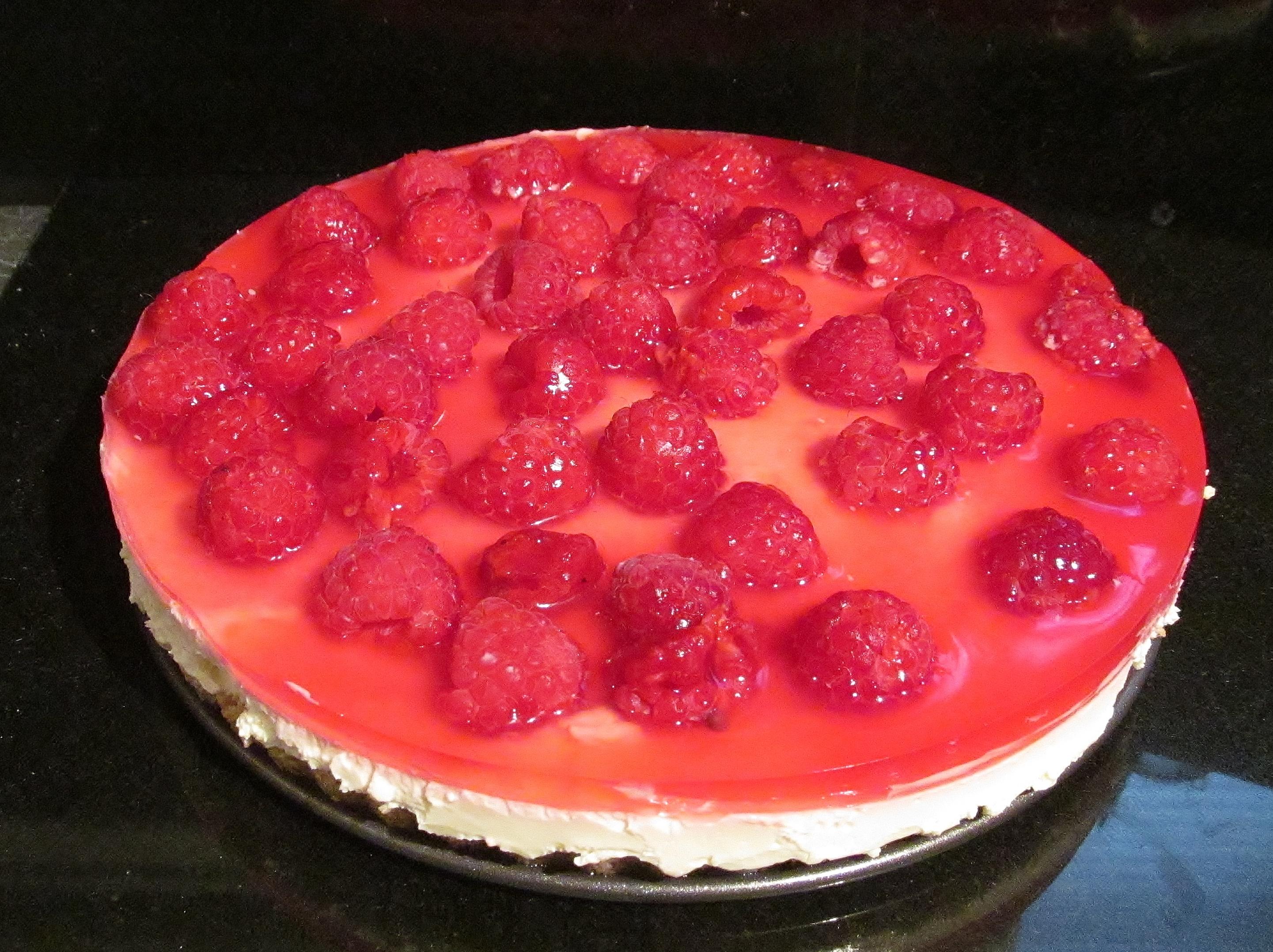 Week Forty Three – Mary Berry's American Cheesecake | Lullingstone ...