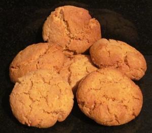 Kim's Yorkshire Gingernuts
