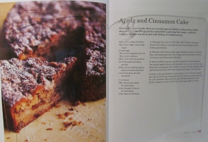 Mary Berry's Apple & Cinnamon Cake