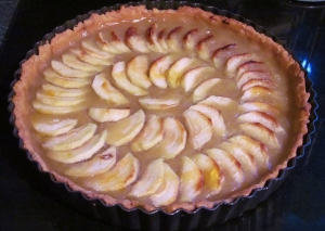 Kim's French Apple Tart