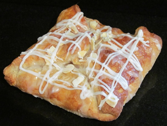 Danish Pastries - Apple and Vanilla
