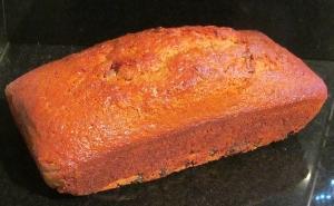 Kim's walnut teabread