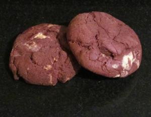 Kim's Double Chocolate Cookies