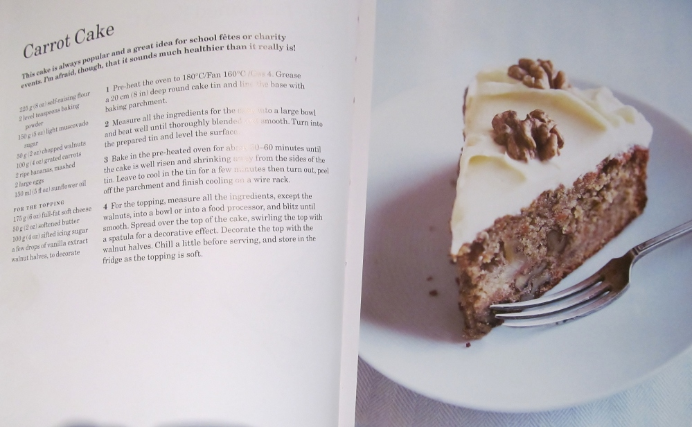 Week Sixty One - Mary Berry's Fast Mincemeat Christmas Cake & Carrot Cake (3/4)