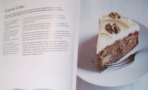 Mary Berry's Carrot Cake