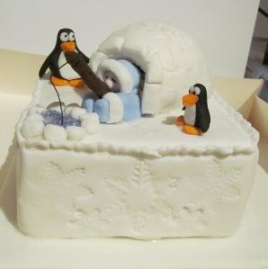 Kim s Christmas Cake 1
