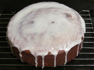 Kim's Lemon Yoghurt Cake