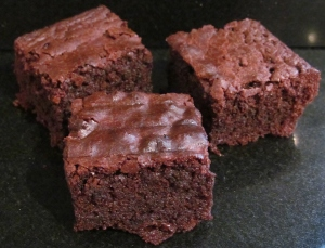 Kim's Chocolate Chip Brownies