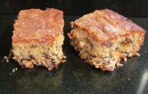 Kim's Marmalade Tray Bake