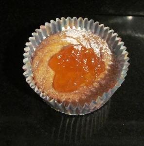Kim's Apricot Swiss Cakes