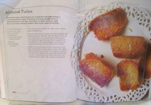 Mary Berry's Almond Tuiles