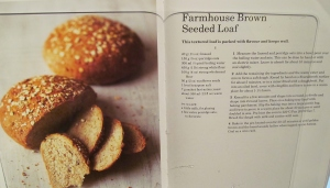Mary Berry's Farmhouse Brown Seeded Loaf