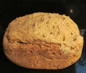 Kim's Farmhouse Brown Seeded Loaf