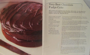Mary Berry's Very Best Chocolate Fudge Cake