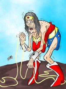 OAP Wonder Woman