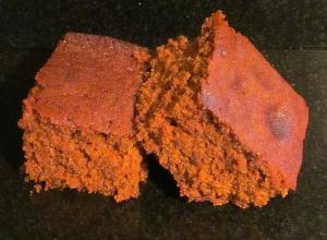 Kim's Treacle Spice Tray Bake