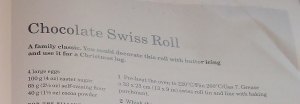 Mary Berry's Chocolate Swiss Roll