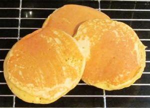 Kim's orange drop scones