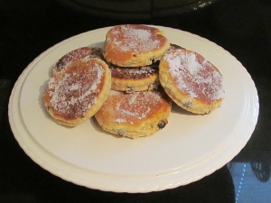 Kim's Welsh Cakes
