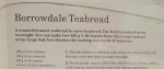 Mary Berry's Borrowdale Teabread