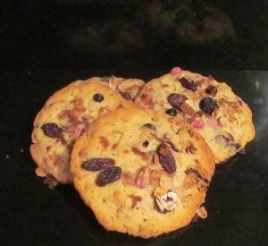 Kim's muesli cookies