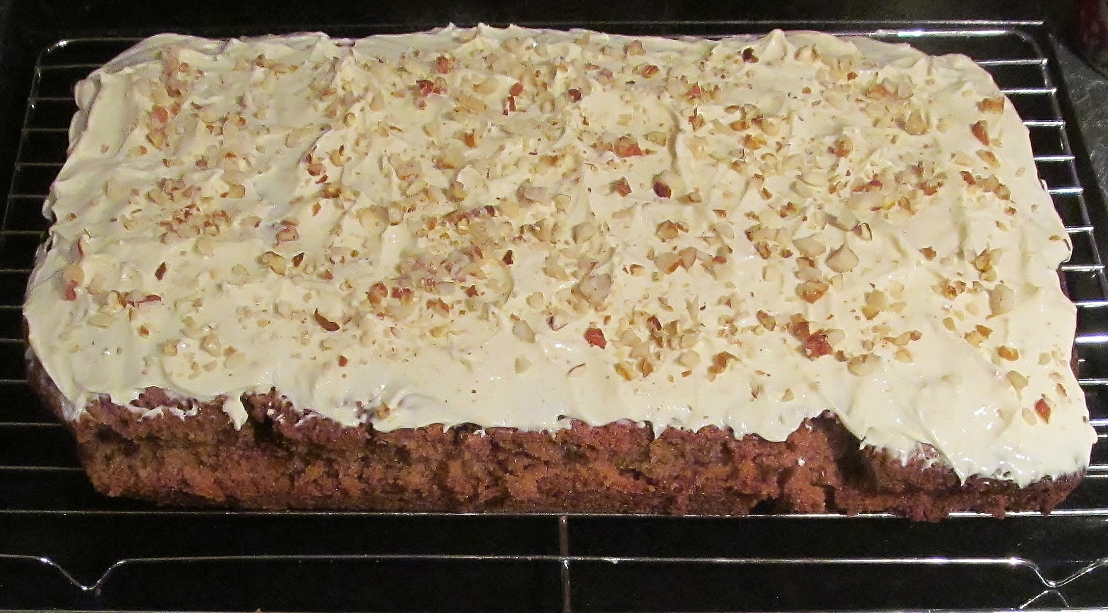 Carrot Cake Recipe Uk Bbc: Carrot Cake Mary Berry