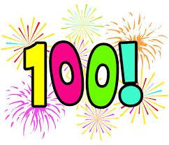 100 blogs!