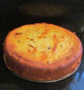 Austrian Curd Cheesecake