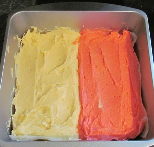 KIm's battenburg mix