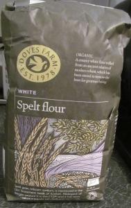 Dove Spelt Flour