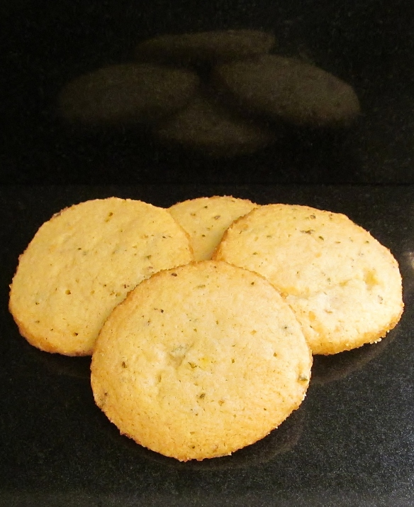 Kim's lavender biscuits