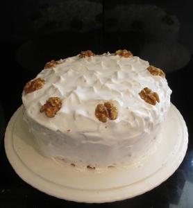 Kim's walnut layer cake