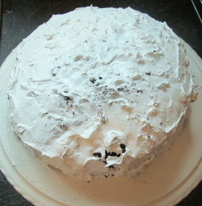 Kim's Devils Food Cake