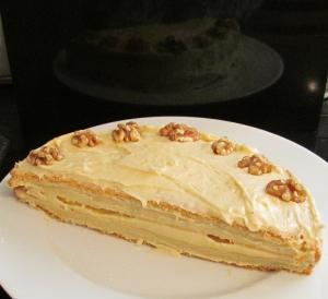 failed gateau moka aux amandes